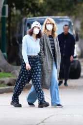 Laura Dern - Out in Brentwood 02/03/2021