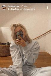 Lena Gercke 02/23/2021