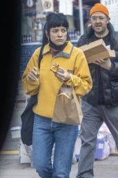 Lily Allen - Out West London 02/06/2021