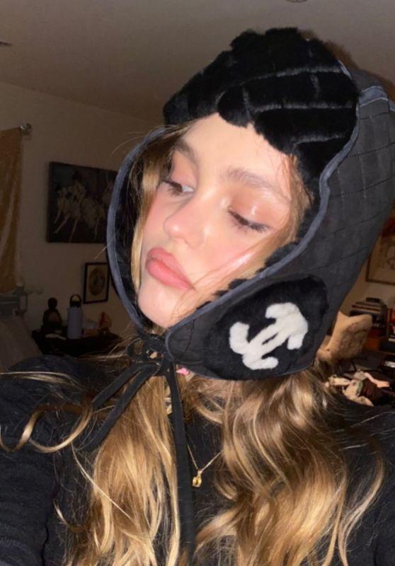 Lily-Rose Depp 02/09/2021