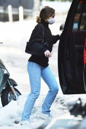 Lily Rose Depp - Out in New York 02/07/2021