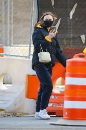 Lily-Rose Depp - Out in New York 02/24/2021
