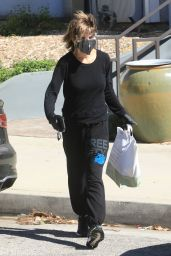 Lisa Rinna - Grocery Shopping in Beverly Hills 02/21/2021