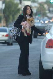 LIsa Vanderpump - Out in West Hollywood 02/15/2021