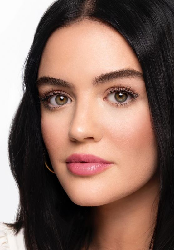 Lucy Hale - Almay Cosmetics 2021 (more photos)