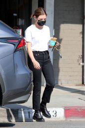 Lucy Hale Casual Style - LA 02/10/2021