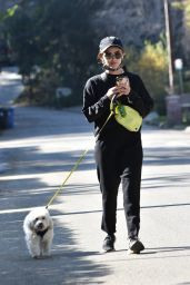 Lucy Hale - Out in Studio City 02/04/2021