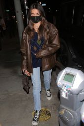 Madison Beer at Catch LA in West Hollywood 02/26/2021