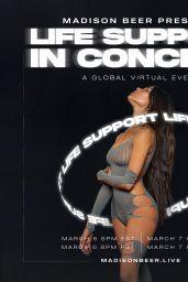 "Madison Beer - ""Life Support"" Album Promo Photos February 2021"