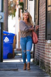 Madison LeCroy in Ripped Jeans - Miami 02/23/2021