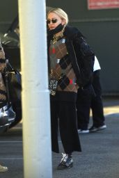 Madonna - Out in Brentwood 02/18/2021