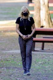 Malin Akerman at the Park in Los Angeles 02/23/2021