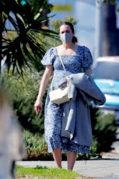 Mandy Moore - Out in LA 02/03/2021