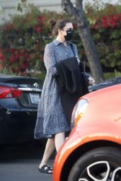 Mandy Moore - Out in LA 02/08/2021