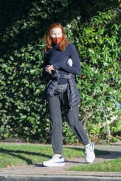 Marcia Cross - Out in Brentwood 02/19/2021