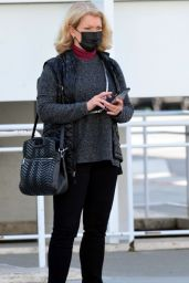 Mary Hart - Out in Beverly Hills 02/10/2021