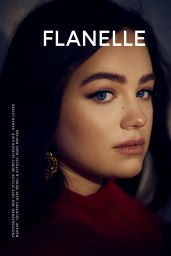 Mary Mouser - Ben Cope for Flanelle Magazine February 2021 (more pics)