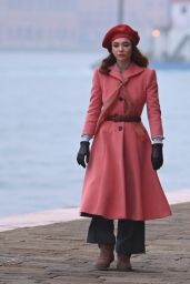 """Matilda de Angelis - """"Across the River and Into The Trees"""" Set in Venice 02/19/2021"""