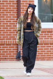 Megan Fox - Out in Calabasas 02/22/2021