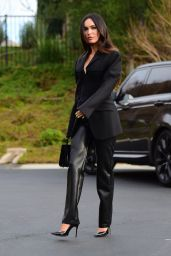 Megan Fox - Out in Los Angeles 02/16/2021