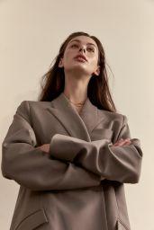 Meika Woollard - Factice Magazine January 2021