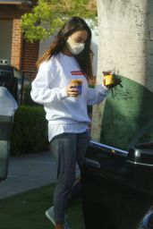 Mila Kunis - Out in Los Angeles 02/16/2021