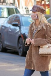Nicky Hilton at Cafe Cluny in West Village in NY 02/24/2021