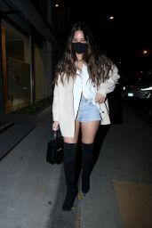 Olivia Munn Night Out Style - Craig