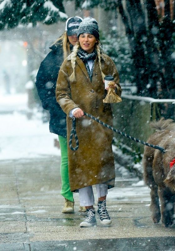 Paige Lorenze - Out in New York 02/18/2021