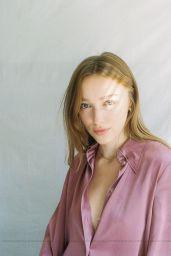 Phoebe Dynevor - Photoshoot 2020
