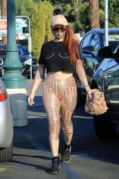 Phoebe Price - Picking up Groceries at the local Ralph