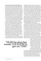 Priyanka Chopra - ELLE Magazine March 2021 Issue