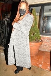 Regina King - Pays Tribute to Oscar Micheaux in New York 02/09/2021
