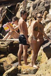 Rita Ora in a Bikini in Sydney Harbor 02/27/2021