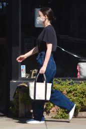 Rooney Mara - Shopping in Studio City 02/24/2021