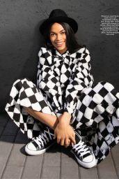 Rosario Dawson - Health Magazine March 2021 Issue