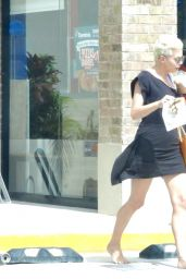 Rose McGowan - Out in Tulum 02/18/2021