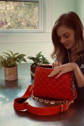 Samara Weaving - Louis Vuitton Feburary 2021 (more photos)