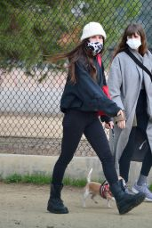 Scout Willis - Hike With a Gal Oal in LA 02/10/2021
