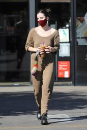 Scout Willis in Casual Outfit - Los Feliz 02/25/2021