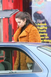 "Selena Gomez - Filming ""Only Murders In The Building"" in NYC 02/23/2021"