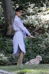Selma Blair in Beverly Hills 02/26/2021