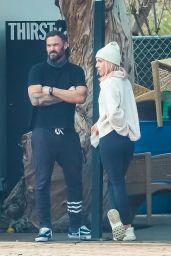 Sharna Burgess and Brian Austin Green - Malibu 01/31/2021