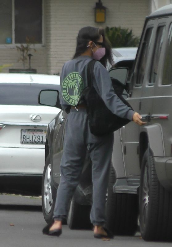 Shay Mitchell - Out in Los Angeles 02/15/2021