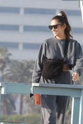 Shay Mitchell - Photoshoot in Santa Monica Beach 02/10/2021