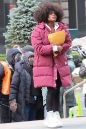 Shoniqua Shandai - Films by NFL Headquarters in NY 02/10/2021