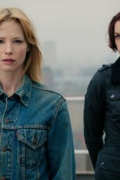 """Sienna Guillory - """"Luther"""" Season 3 Promoshoot (2013)"""