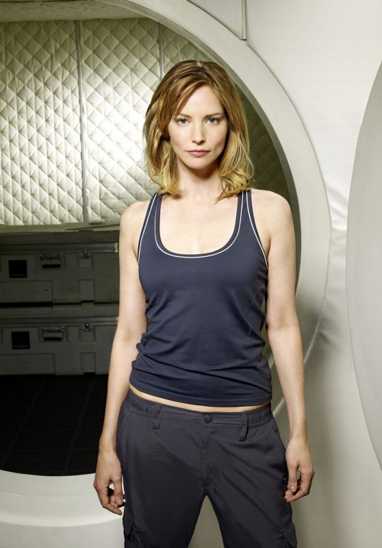 Sienna Guillory - Virtuality Promoshoot 2009