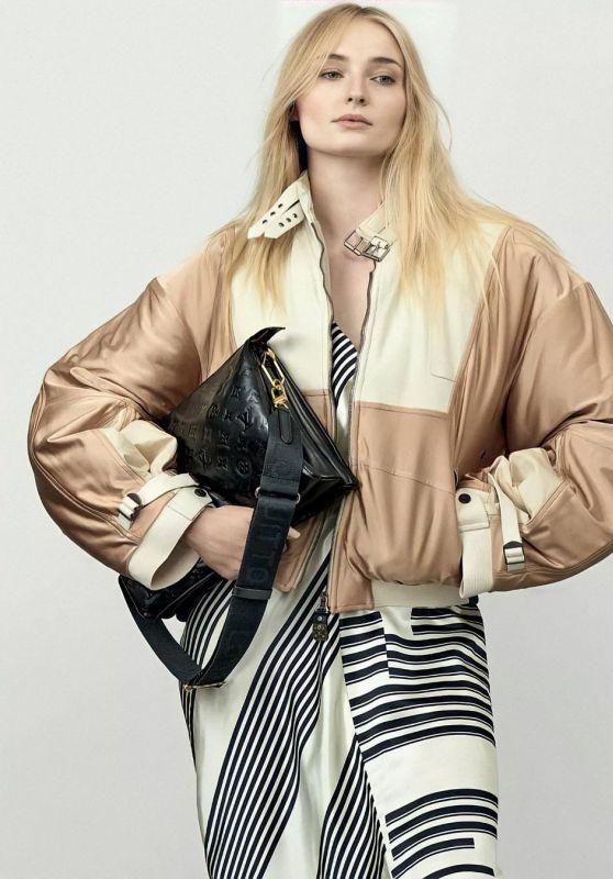 Sophie Turner - Louis Vuitton Spring/Summer 2021
