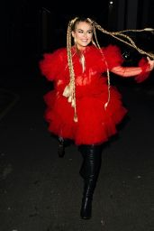 Tallia Storm - Out in London 02/17/2021